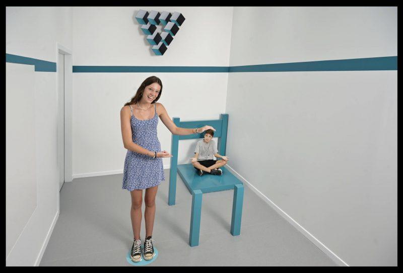 אשליית הכיסא